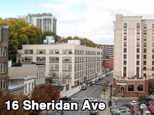 16 Sheridan
