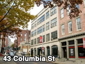 43 Columbia